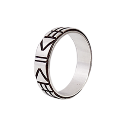 atlantis ring_silver